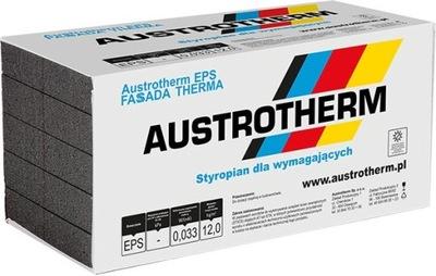 AUSTROTHERM EPS FASSADA THERMA Ноль .033 15СМ