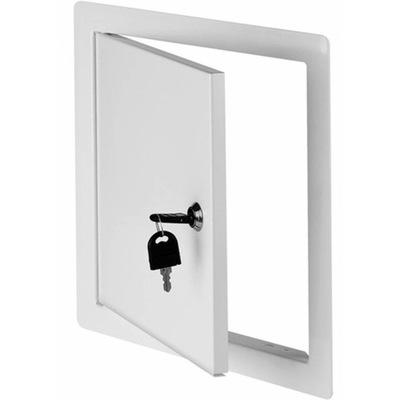 Prístupové dvere kovové 25x50 AWENTA DM97 hrad