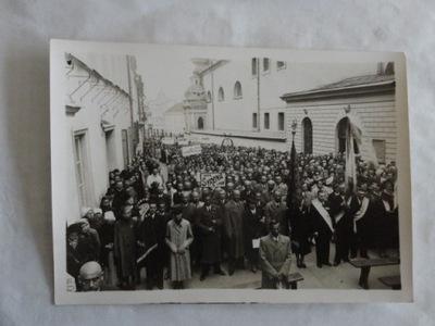 ВИЛЬНЮС ГОДА 30 -ЭТИ РУСАЛКИ ЛЬВОВ ФОТО 18X13 СМ