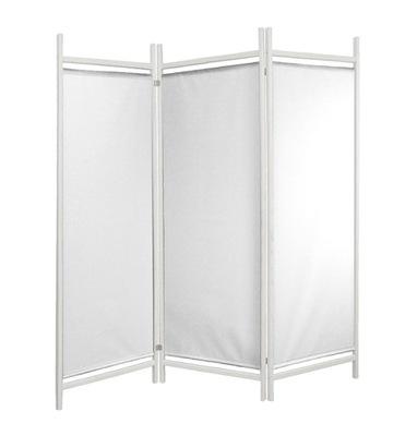 Displej dekoratívne izba biele retro KRÍDLO