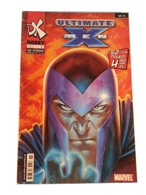 ULTIMATE X-MEN DK 11/2004