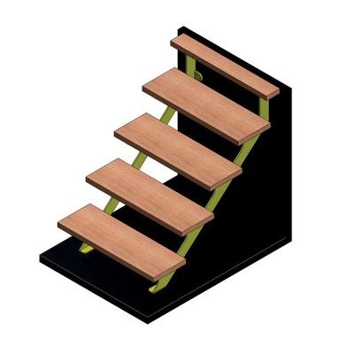 Лестницы стальные металлические внешние 5 градусов внутреннее зеркало заднего вид