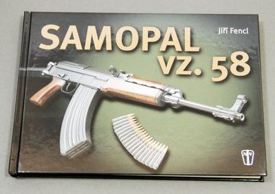 Книга чешский пулемет SAMOPAL vz58 wz58 ЕСТЬ АК-47