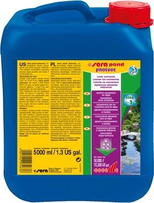 Syr z VODY odstraňuje fosforečnany RIASY Očko Rybník 5L
