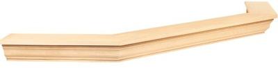 Krbovej rímse lúč dĺžka 135° príspevku AMELIA ROŠTY