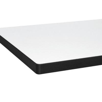 плита HPL белая Формат 410x350 мм - гр 10 мм
