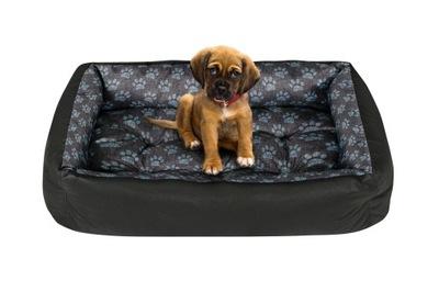 логово собака диван 95 X 75 ЛАПЫ лен !