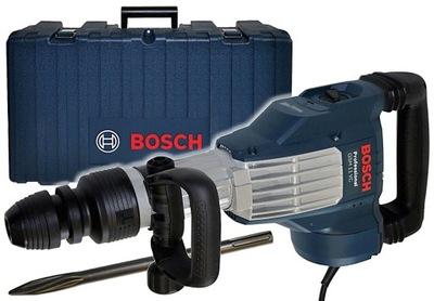 Отбойный МОЛОТОК GSH 11 ВК Bosch - SDS-Max класс 11kg + ЗУБИЛО