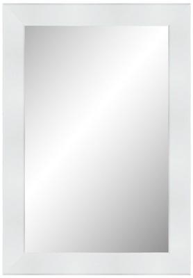 зеркало в плечо 160x50 белое Венге черные сонома