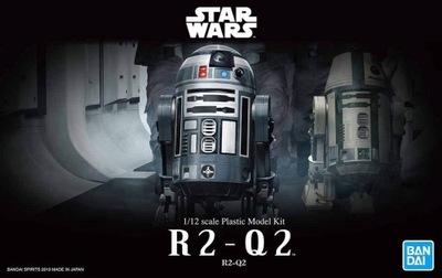 НОВИНКА R2-Q2 1 /12 Star Wars Bandai