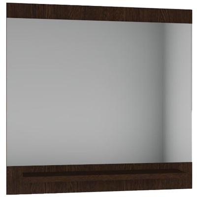Zrkadlá (LED) ZRKADLO S POLICOU WENGE