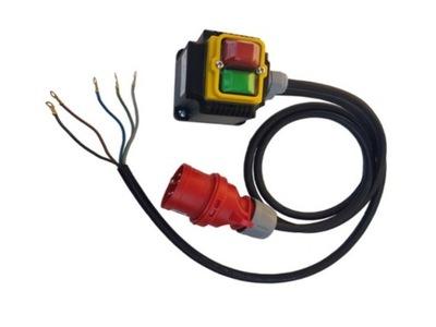 Выключатель двигателя 3 фаз, Выключатель отягощениями поворачивая tripus 400