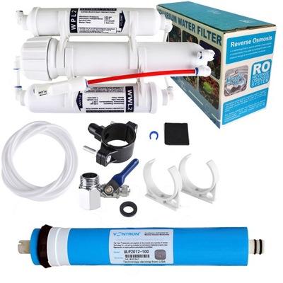 Akvarijný filter reverznej osmózy RO3 100 GPD !!