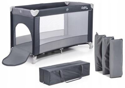 Складывающиеся туристическая Кроватка /манеж , Moolino FUN!