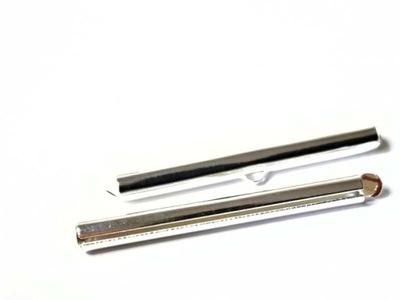 Окончания рога 40 ,5x4 мм 2 штук PM6170