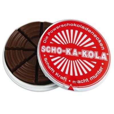 Scho-Ka-Kola czekolada energetyczna deserowa 100g