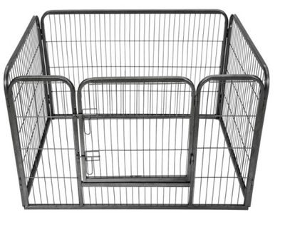 манеж ЗАГОН Загон для животных 125x80x70 см
