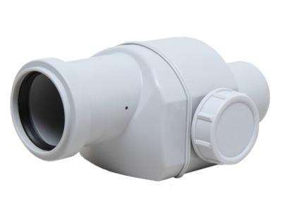 обратный клапан шаровой ??? канализации 50 HL 4