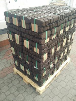 1000kg Zgrzewki10K Brikety z Rašeliny Uhlie