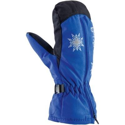 Rękawice dziecięce VIKING Starlet - r. 1, blue