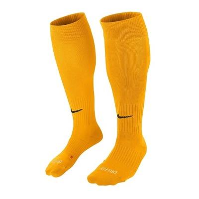 Getry piłkarskie Nike Classic II żółte roz 39-42