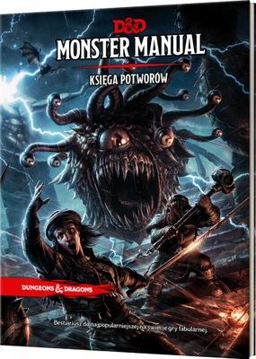 Dungeons & Dragons Księga potworów 5 edycja PL