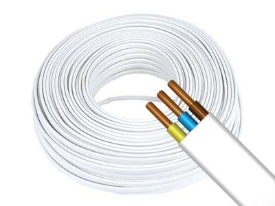 Kábel YDYP 3x1,5 mm2 750V - 50 MB