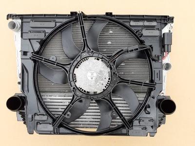 комплект радиаторов bmw f10 f11 f07 f12 f13 f01 f06, фото 1