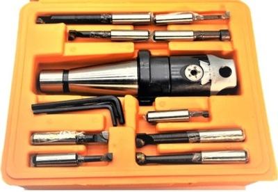 Расточной инструмент головка GWZ 50 оправка ISO 40 ножи 12