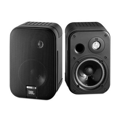 Głośniki z uchwytem JBL Control One czarne monitor
