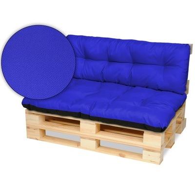 Подушки на мебель из поддонов скамейка 120х80+120x40 chab