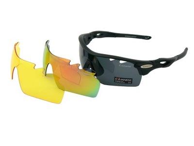 Męskie okulary przeciwsłoneczne polaryzacja klasyk Obsza