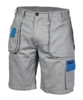 HOGERT брюки рабочие короткие ХЛОПОК размер LD
