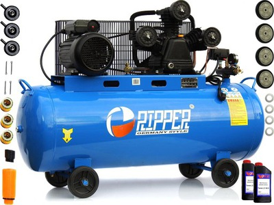 KOMPRESOR 150L 400v vzduchový olejový kompresor W3