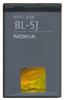 BATERIA NOKIA BL-5J XpressMusic C3-00 N900 X6