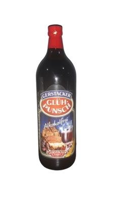 Глинтвейн безалкогольный вино GERSTACKER Ноль % зима 1л