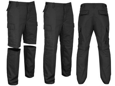 Spodnie Męskie Bojówki Trekkingowe 804 L oliwkowe