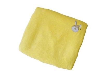Kryt na prebaľovací stôl Lipa 75x85 cm žltá