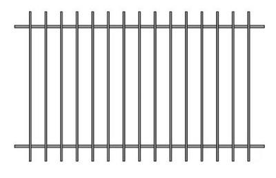 Pozastavené pokrýva plotu IZA JÚL 1-SPLNENÉ
