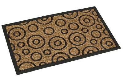 СТЕКЛООЧИСТИТЕЛЬ для ОБУВИ коврик ВХОД резиновая 45x75cm