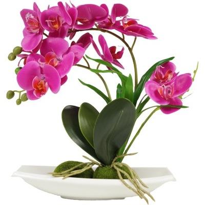 ОРХИДЕЯ искусственный орхидеи искусственные цветы 1F