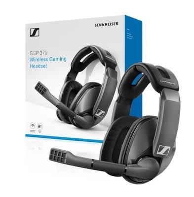 Słuchawki gamingowe SENNHEISER GSP 370 100h BT 5.0