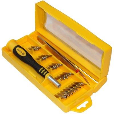 Skrutkovače -  Presné skrutkovače so špeciálnymi vymeniteľnými špičkami