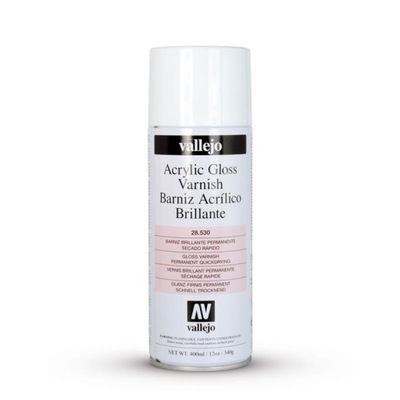 Vallejo 28530 Acrylic Gloss Varnish 400ml (spray)