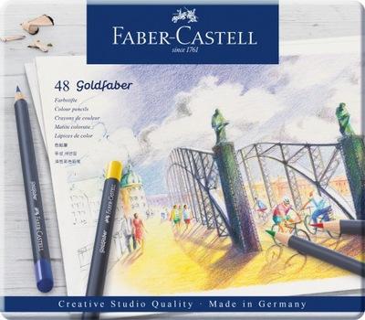 Карандаши, точилки для карандашей 48 - ??  Goldfaber  -Castell