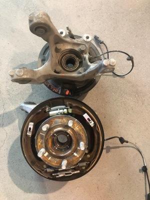 FORD MUSTANG GT350 SHELBY 16+ 2016+ ПОВОРОТНЫЙ КУЛАК PIAS