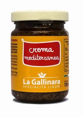 La Gallinara- Крем средиземноморский, лигурия 130г