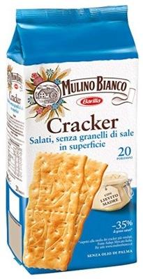 MULINO BIANCO КРЕКЕР Крекеры без соли 500 гр