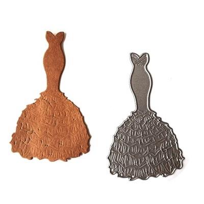 Wykrojnik платье (14 -B4)