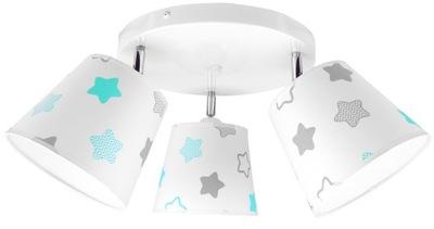Потолочный СВЕТИЛЬНИК подвесной светильник Люстра Детская ЛЮСТРА